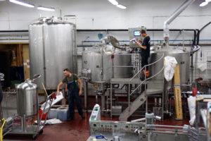 bryggning av öl
